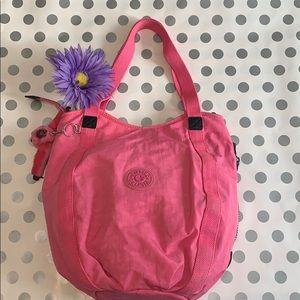 KIPLING Bucket tote purse!